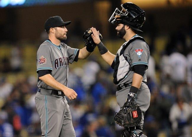 Los Angeles Dodgers vs. Arizona Diamondbacks - 4/15/18 MLB Pick, Odds, and Prediction