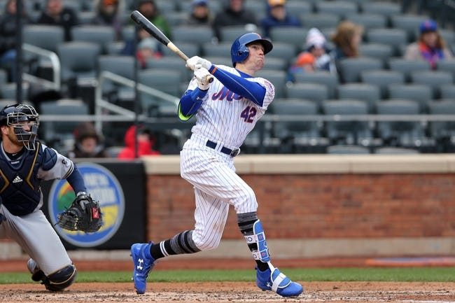 Milwaukee Brewers vs. New York Mets - 5/24/18 MLB Pick, Odds, and Prediction