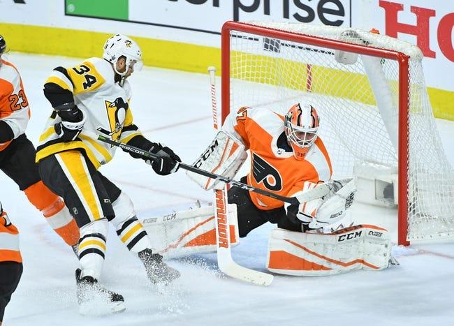 Philadelphia Flyers vs. Pittsburgh Penguins - 4/18/18 NHL Pick, Odds, and Prediction