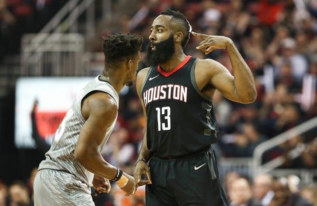 Houston Rockets vs. Minnesota Timberwolves - 4/18/18 NBA Pick, Odds, and Prediction