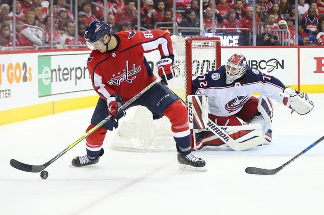 Columbus Blue Jackets vs. Washington Capitals - 4/17/18 NHL Pick, Odds, and Prediction