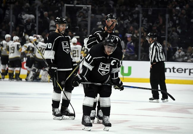 Los Angeles Kings vs. Vegas Golden Knights - 4/17/18 NHL Pick, Odds, and Prediction