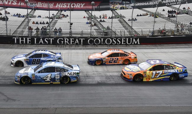 Toyota Owners 400: NASCAR Odds, Pick, Predictions, Dark Horses - 4/21/18