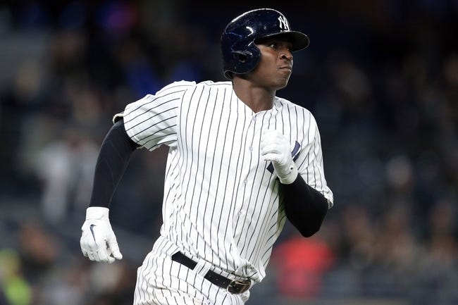 New York Yankees vs. Miami Marlins - 4/17/18 MLB Pick, Odds, and Prediction