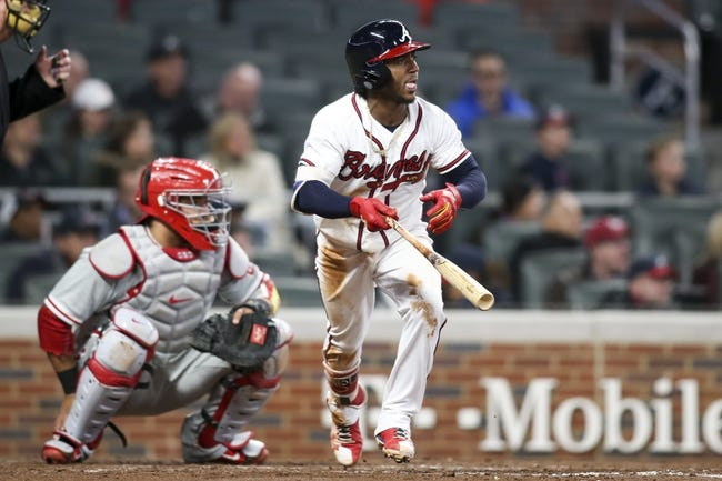 Atlanta Braves vs. Philadelphia Phillies - 4/17/18 MLB Pick, Odds, and Prediction
