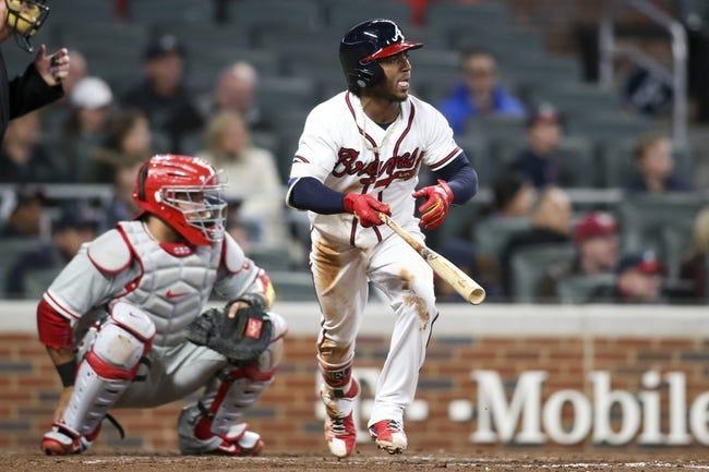 Atlanta Braves vs. Philadelphia Phillies - 4/17/18 MLB Pick, Odds, and Prediction