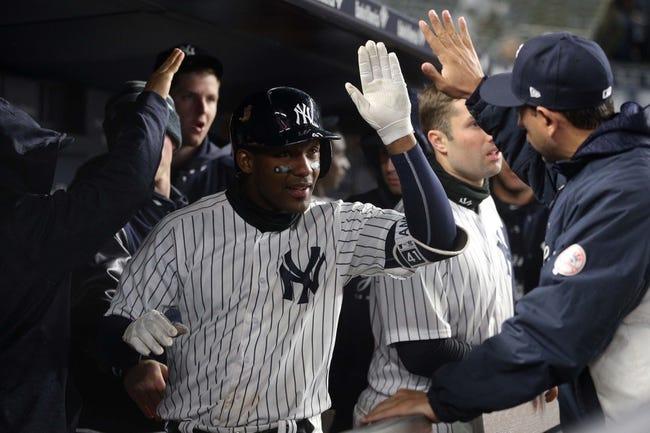 Miami Marlins vs. New York Yankees - 8/21/18 MLB Pick, Odds, and Prediction