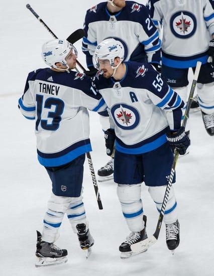 NHL | Minnesota Wild (46-29-11) at Winnipeg Jets (55-21-10)