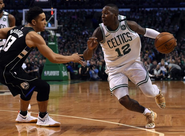Milwaukee Bucks vs. Boston Celtics - 4/20/18 NBA Pick, Odds, and Prediction