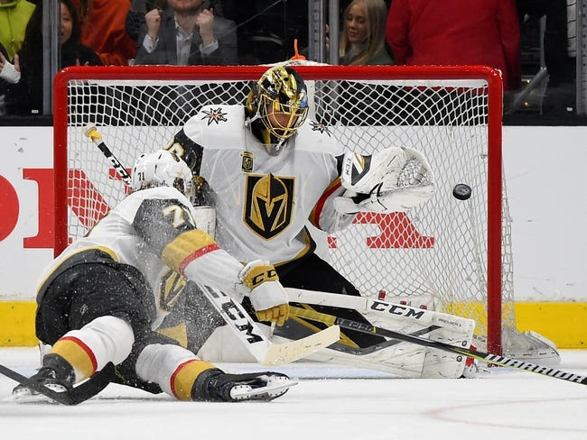 Los Angeles Kings vs. Vegas Golden Knights - 12/8/18 NHL Pick, Odds, and Prediction