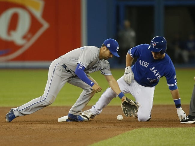 Kansas City Royals vs. Toronto Blue Jays - 8/13/18 MLB Pick, Odds, and Prediction