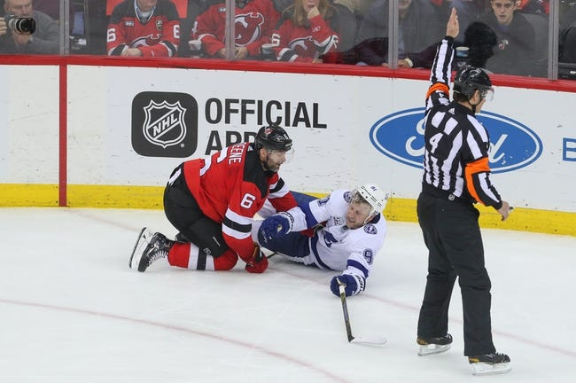 Tampa Bay Lightning vs. New Jersey Devils - 4/21/18 NHL Pick, Odds, and Prediction