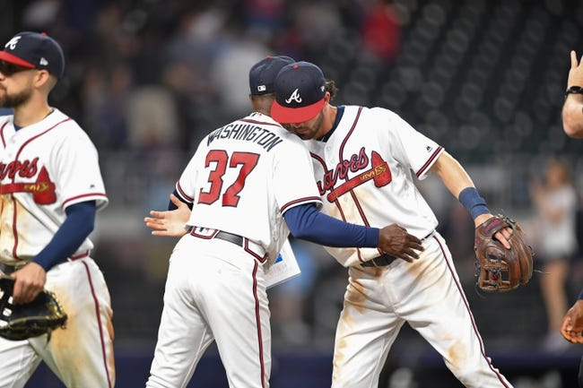 Philadelphia Phillies vs. Atlanta Braves - 4/27/18 MLB Pick, Odds, and Prediction