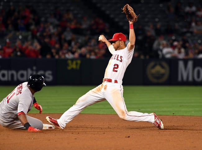 Boston Red Sox vs. Los Angeles Angels - 6/26/18 MLB Pick, Odds, and Prediction