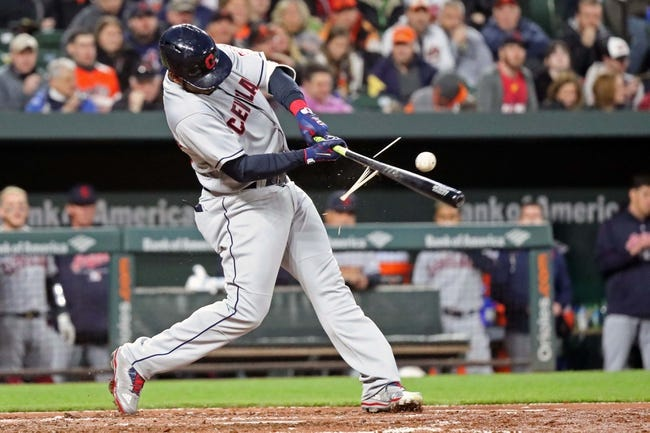 Baltimore Orioles vs. Cleveland Indians - 4/21/18 MLB Pick, Odds, and Prediction