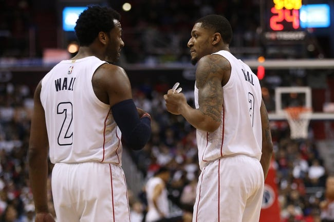 Washington Wizards vs. Toronto Raptors - 4/22/18 NBA Pick, Odds, and Prediction