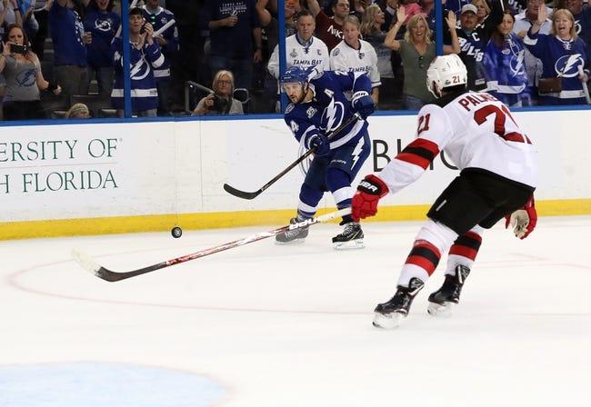 Tampa Bay Lightning vs. New Jersey Devils - 10/30/18 NHL Pick, Odds, and Prediction