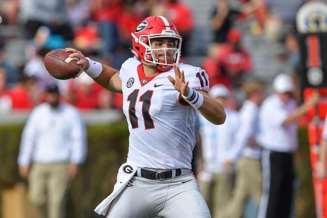 Georgia vs. Austin Peay - 9/1/18 College Football Pick, Odds, and Prediction