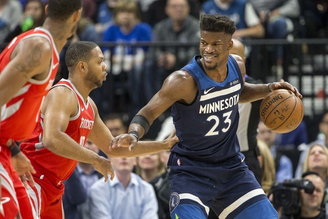 NBA | Houston Rockets (67-18) at Minnesota Timberwolves (48-37)