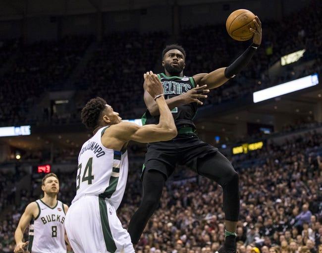 NBA | Milwaukee Bucks (46-40) at Boston Celtics (57-29)