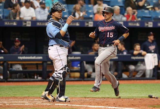 Minnesota Twins vs. Tampa Bay Rays - 7/12/18 MLB Pick, Odds, and Prediction