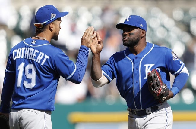 Kansas City Royals vs. Detroit Tigers - 5/3/18 MLB Pick, Odds, and Prediction