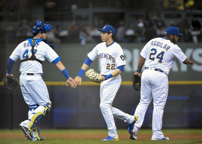 MLB | Milwaukee Brewers (53-36) at Miami Marlins (36-55)