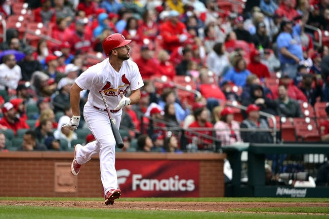 MLB | St. Louis Cardinals (33-27) at Cincinnati Reds (22-41)