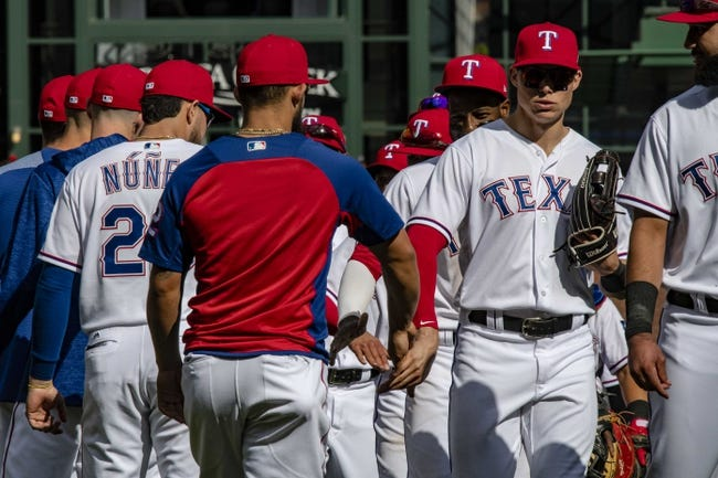 Seattle Mariners vs. Texas Rangers - 5/15/18 MLB Pick, Odds, and Prediction