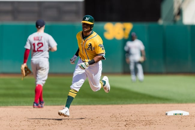 Boston Red Sox vs. Oakland Athletics - 5/14/18 MLB Pick, Odds, and Prediction
