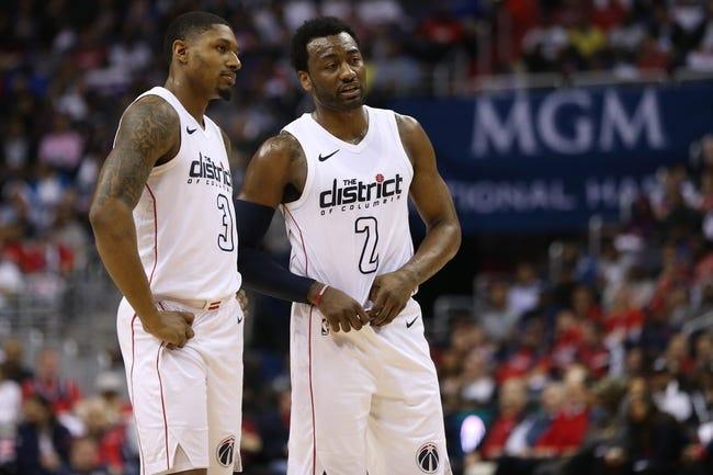 Washington Wizards vs. Miami Heat - 10/18/18 NBA Pick, Odds, and Prediction
