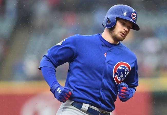 MLB | Chicago Cubs (11-9) at Cleveland Indians (12-9)