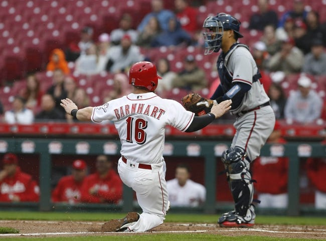 Cincinnati Reds vs. Atlanta Braves - 4/25/18 MLB Pick, Odds, and Prediction