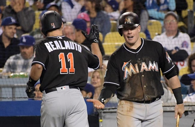 Los Angeles Dodgers vs. Miami Marlins - 4/25/18 MLB Pick, Odds, and Prediction