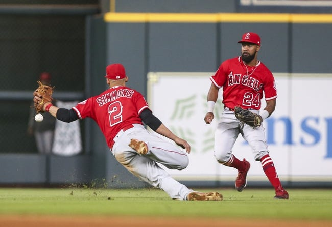 MLB | Los Angeles Angels (16-8) at Houston Astros (16-9)
