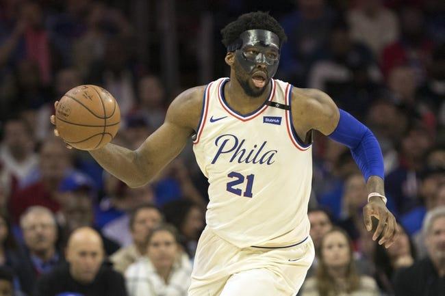 NBA | Boston Celtics (61-30) at Philadelphia 76ers (56-33)