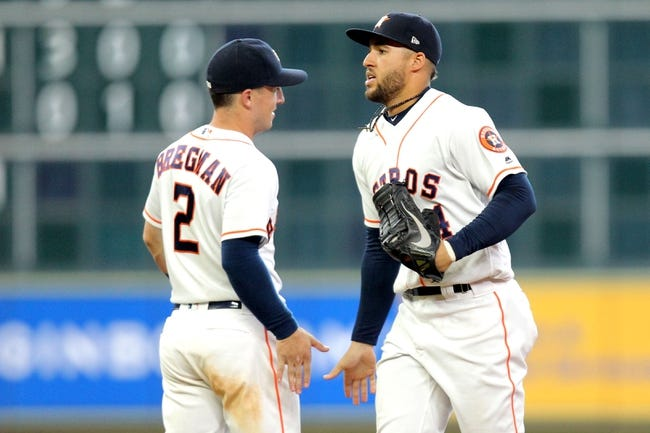 Los Angeles Angels vs. Houston Astros - 5/14/18 MLB Pick, Odds, and Prediction