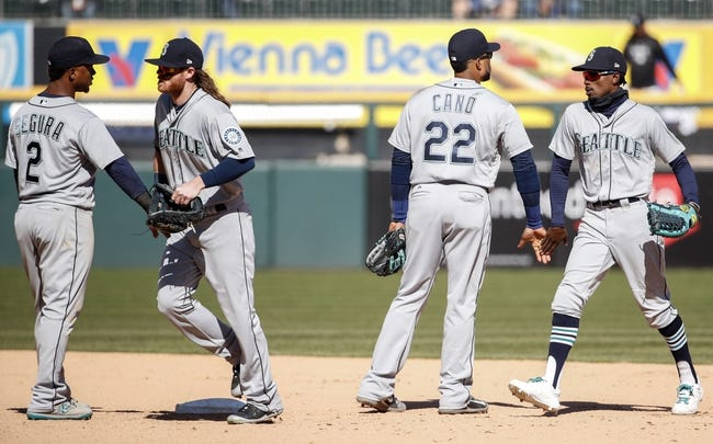 MLB | Chicago White Sox (33-62) at Seattle Mariners (58-39)