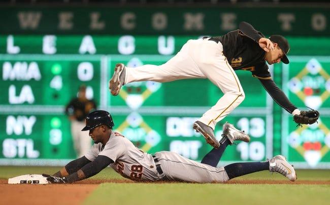 MLB | Detroit Tigers (10-11) at Pittsburgh Pirates (12-11)