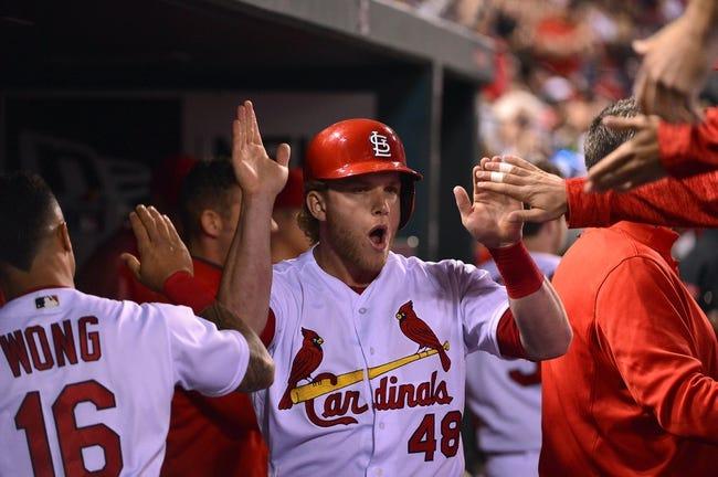 MLB | New York Mets (15-7) at St. Louis Cardinals (14-9)