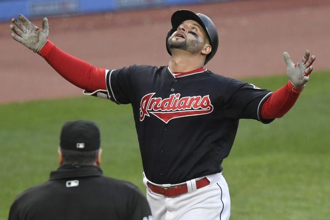 Cleveland Indians vs. Seattle Mariners - 4/27/18 MLB Pick, Odds, and Prediction