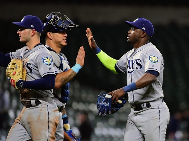 Baltimore Orioles vs. Tampa Bay Rays - 5/11/18 MLB Pick, Odds, and Prediction