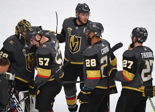 Vegas Golden Knights vs. San Jose Sharks - 4/28/18 NHL Pick, Odds, and Prediction