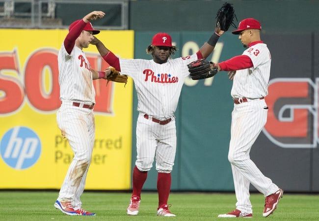 Philadelphia Phillies vs. Atlanta Braves - 4/28/18 MLB Pick, Odds, and Prediction