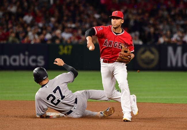 MLB | New York Yankees (16-9) at Los Angeles Angels (16-10)