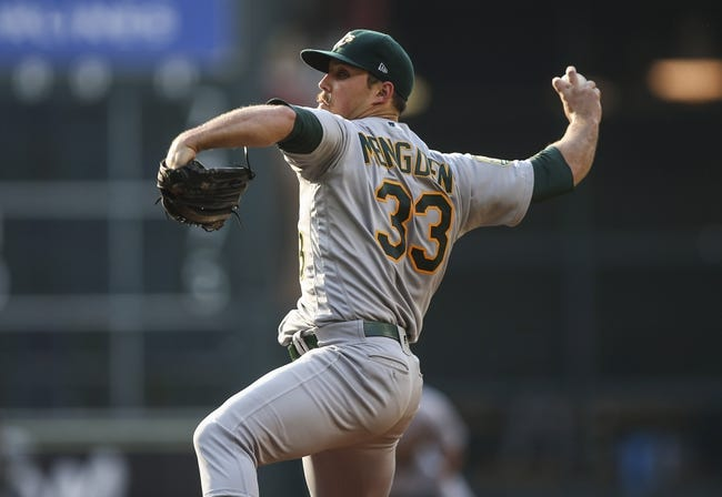 MLB | Baltimore Orioles (8-23) at Oakland Athletics (15-16)