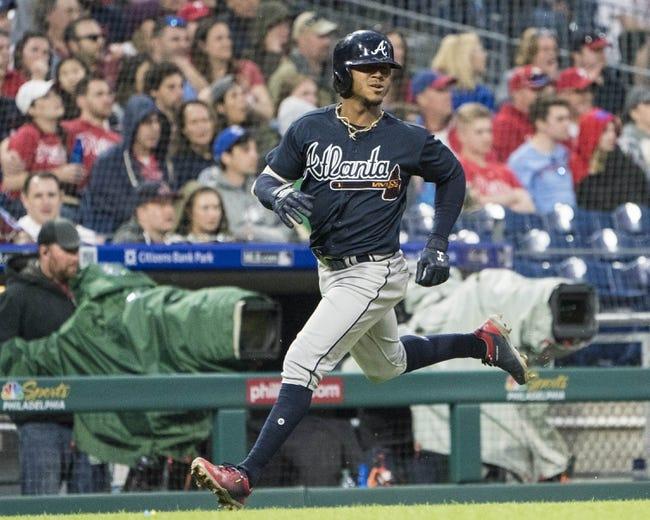 Philadelphia Phillies vs. Atlanta Braves - 4/29/18 MLB Pick, Odds, and Prediction