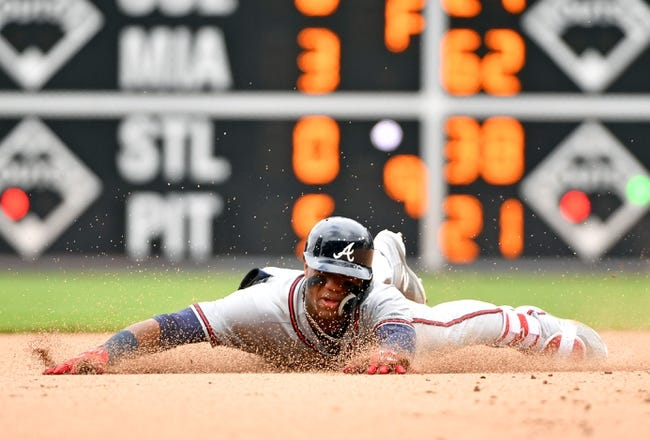 Philadelphia Phillies vs. Atlanta Braves - 5/21/18 MLB Pick, Odds, and Prediction
