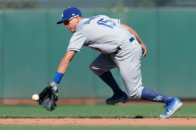 MLB | San Francisco Giants (34-35) at Los Angeles Dodgers (35-32)