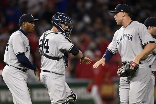 New York Yankees vs. Los Angeles Angels - 5/25/18 MLB Pick, Odds, and Prediction